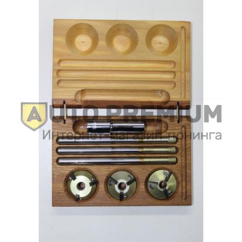 Зенкеры регулируемые для ремонта седел клапанов 32.4